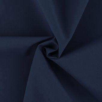Tissu coupe-vent imperméable bleu