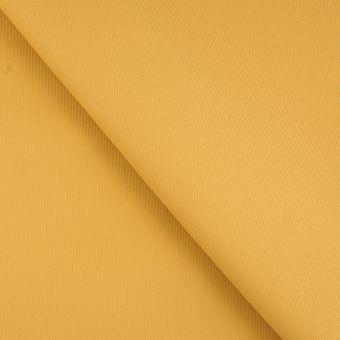 Tissu simili cuir outdoor jaune