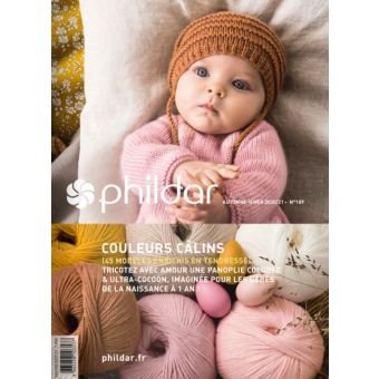 Catalogue n°189 Phildar Layette trousseau