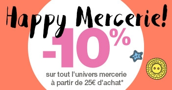 Happy Mercerie