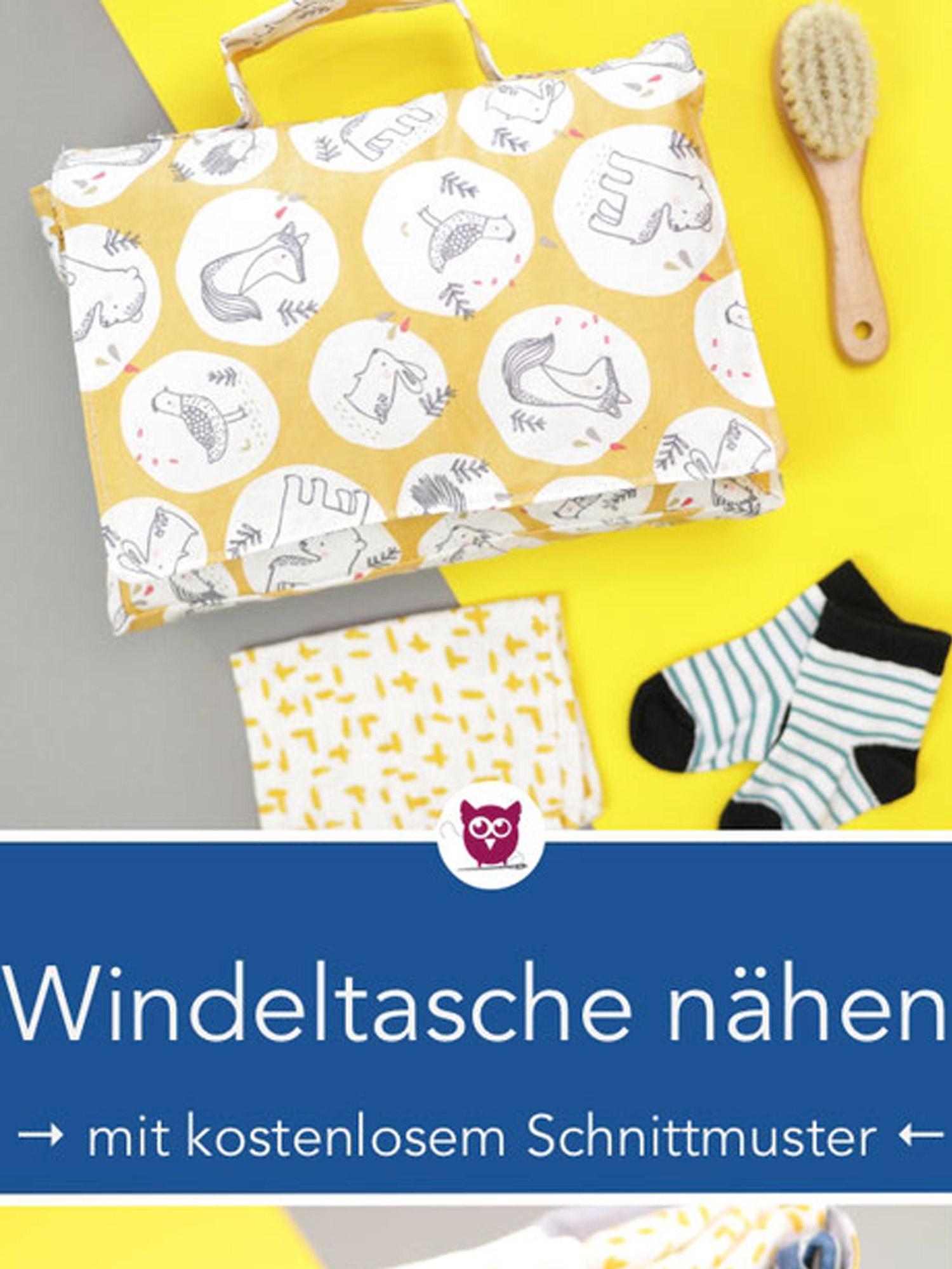 Windeltasche Winnie