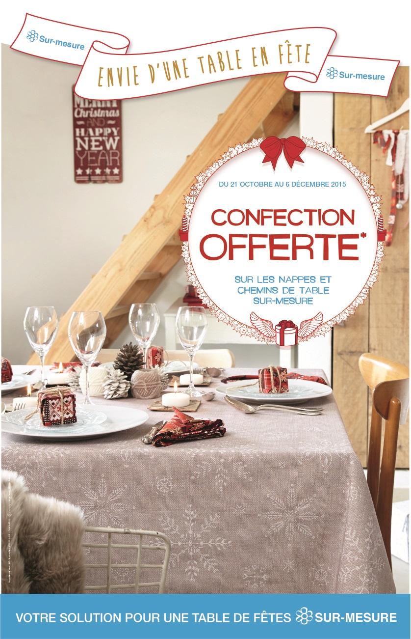 Confection offerte - Mentions légales