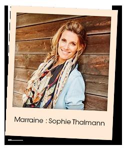Marraine : Sophie Thalmann